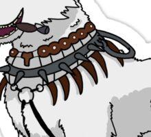 Isamaru, Hound of Konda Sticker