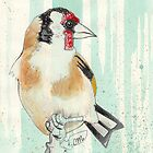 Goldfinch by Troglodyte