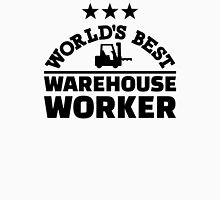 World's best warehouse worker Unisex T-Shirt