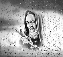 Padre Pio by 4all