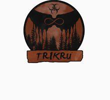 Trikru Womens Fitted T-Shirt