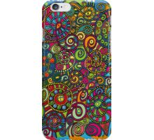 Swirl City no.1 iPhone Case/Skin