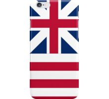 GRAND UNION FLAG iPhone Case/Skin