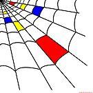 Mondrian web by Michael Birchmore