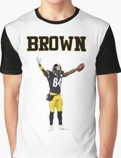 Antonio Brown Graphic T-Shirt