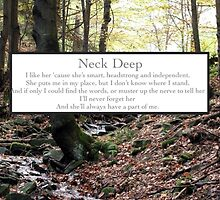 Neck Deep - Part Of Me by EmilyRose52