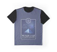 Big Bang Theory - We built the pyramids Graphic T-Shirt