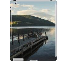 Loch Ness pier  iPad Case/Skin