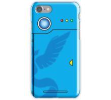 Team Mystic Themed Pokedex Phone Case iPhone Case/Skin