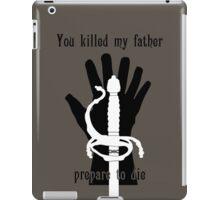 Prepare to die iPad Case/Skin