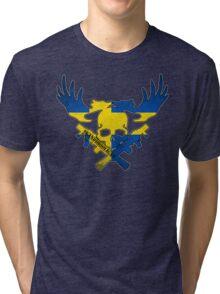 Gustav Flag Tri-blend T-Shirt