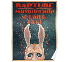 Bioshock - Masquerade ball 1959 Poster