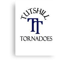 Tutshill Tornadoes Canvas Print