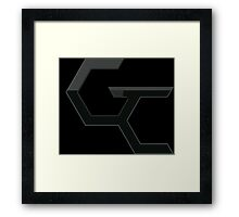 Guilty Crown Logo Framed Print