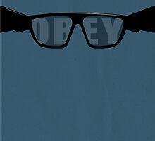 They Live Sunglasses by HappyToast