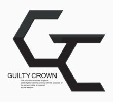 Guilty Crown Logo by SyAngel