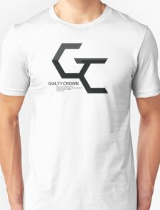 Guilty Crown Logo Unisex T-Shirt