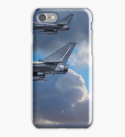 RAF Typhoon Squadron iPhone Case/Skin