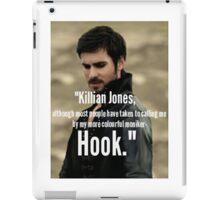 Hook iPad Case/Skin
