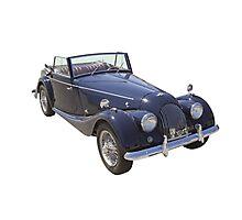 1964 Morgan Plus 4 Convertible Sports Car Photographic Print
