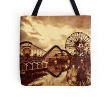 Paradise Pier Tote Bag