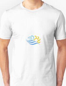 Wind, Water, Sun Unisex T-Shirt