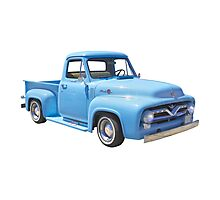 Classic 1955 F100 Ford Pickup Truck Photographic Print