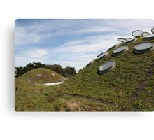 CA Academy of Sciences Roof Canvas Print