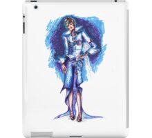 Cold fashion iPad Case/Skin