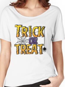TRICK OR TREAT Women's Relaxed Fit T-Shirt