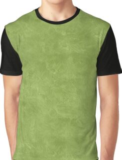 Peridot Oil Pastel Color Accent Graphic T-Shirt