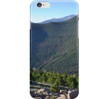 RMNP mountain ranges iPhone Case/Skin