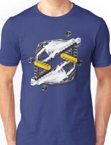 Hands Building Hands - Yellow Unisex T-Shirt