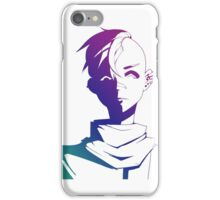 Purple Mohawk iPhone Case/Skin