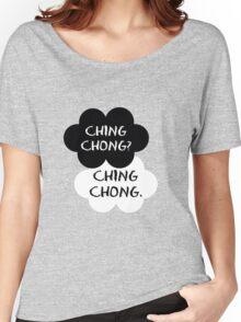 Ching Chong? Ching Chong.  Women's Relaxed Fit T-Shirt