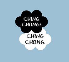 Ching Chong? Ching Chong.  Womens Fitted T-Shirt