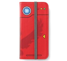 Team Valor Themed Pokedex Phone Case iPhone Wallet/Case/Skin