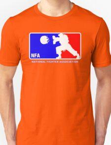 -GEEK- Street Fighter NBA Style Unisex T-Shirt