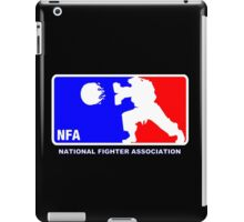-GEEK- Street Fighter NBA Style iPad Case/Skin