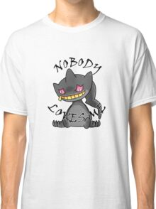 Banette - Nobody loves me (white) Classic T-Shirt