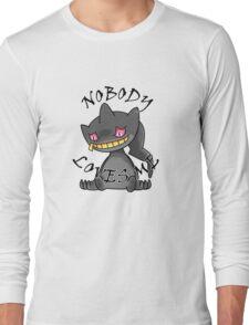 Banette - Nobody loves me (white) Long Sleeve T-Shirt
