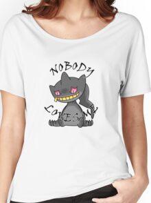 Banette - Nobody loves me (white) Women's Relaxed Fit T-Shirt