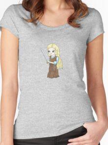 Eowyn Women's Fitted Scoop T-Shirt