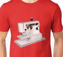 Sewing Kitten Unisex T-Shirt
