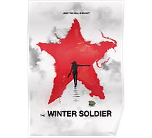 the winter soldier 2 Poster