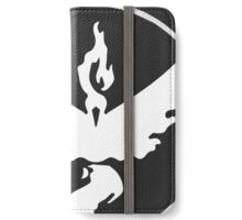 Pokémon GO - Team Valor (Black) iPhone Wallet/Case/Skin