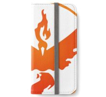 Pokémon GO - Team Valor (White) iPhone Wallet/Case/Skin
