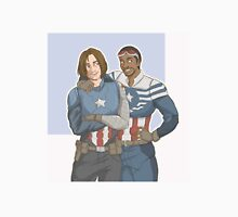 Sam and Bucky Unisex T-Shirt