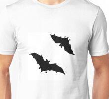 Black bats Unisex T-Shirt