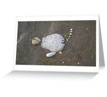 Chalkfish Greeting Card